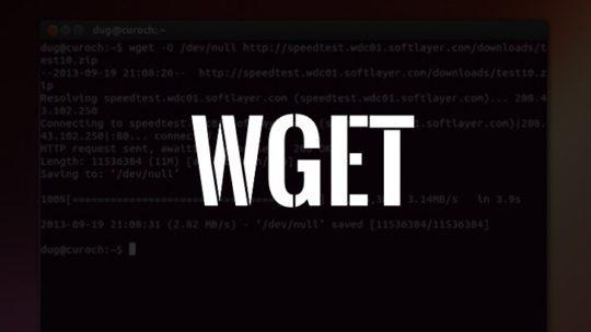 wget: 无法解析主机地址